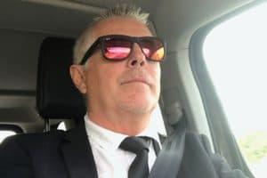Didier Vincent chauffeur VTC à Montpellier