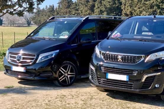 Déplacement avec chauffeur privé VTC à Montpellier
